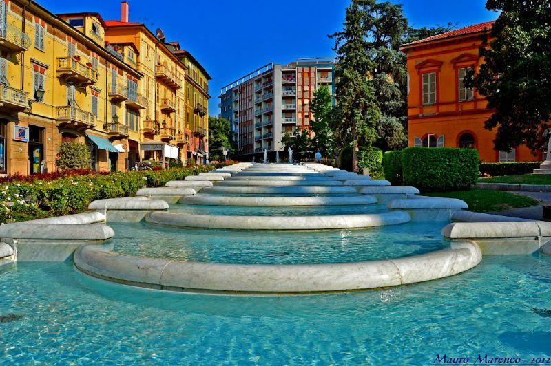 термальный курорт, термальные источники Италия