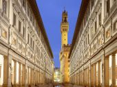 The Uffizi Gallery was included in the list of Europe`s best museums
