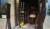 В Италии можно выпить вино из фонтана