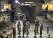 В Археологическом музее Неаполя открыли залы Древнего Египта