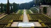 Gardens of the Papal Residence at Castel Gandolfo are open for tourists