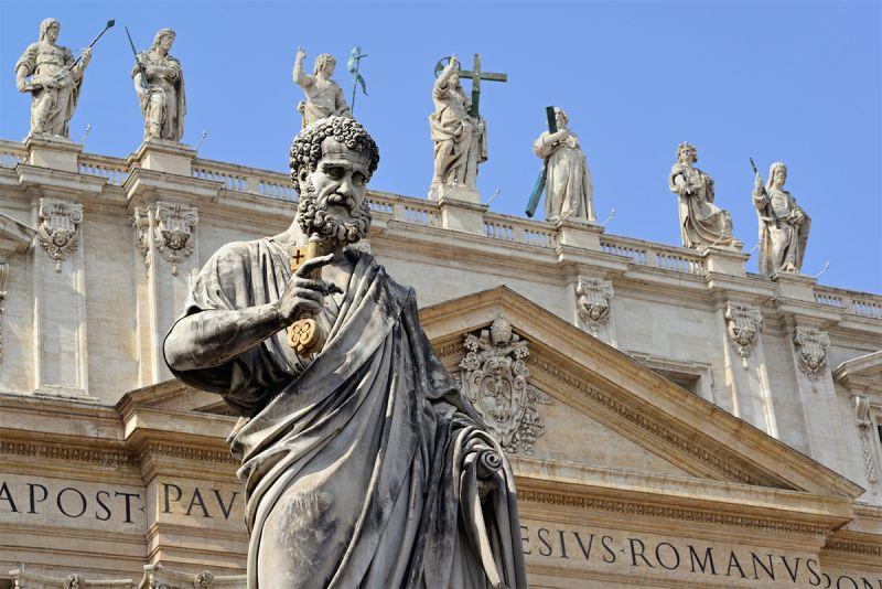Достопримечательности Ватикана - что посмотреть бесплатно, музеи и сады Ватикана