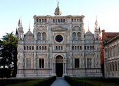 Монастырь Чертоза Павийская — готическое великолепие в камне