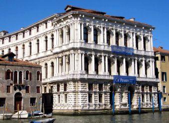 Palace Ca' Pesaro, Venecia
