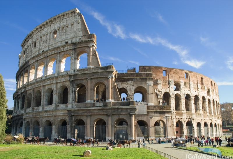 a description of rome as one of the greatest cities in the world Rome, as a millenium-long having been the centre of one of the globe's greatest civilizations ever making it one of europe's and the world's most.
