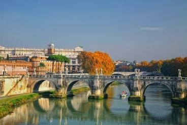 Sant'Angelo Bridge, Rome