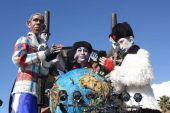 Carnival of Viareggio 2017