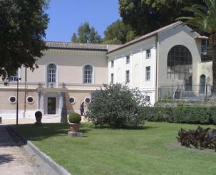 Музей Карло Билотти, Рим