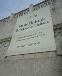 Музей итальянской эмиграции, Рим