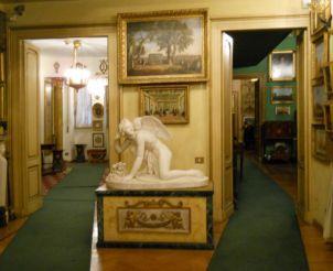 Дом-музей Марио Прац, Рим