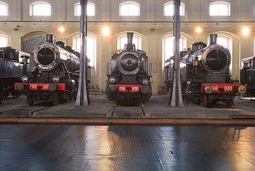 National Railway Museum of Pietrarsa, Naples