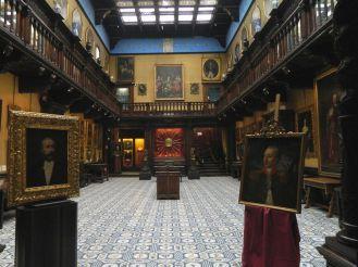 Музей Гаэтано Филанджери, Неаполь