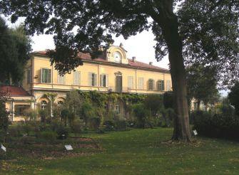 Ботанический сад, Турин