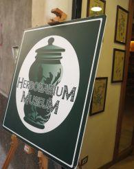 Herborarium Museum, Catania