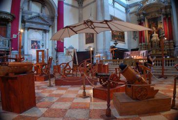 Leonardo da Vinci Museum, Venice