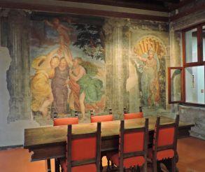 Frescoes Museum, Verona