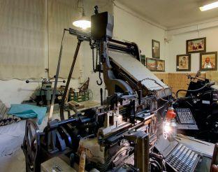 Tipografia Museum of Grafic Arts, Verona