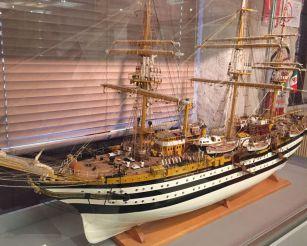 Морской музей, Триест