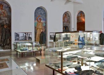 Музей Рисорджименто и мемориал Обердан, Триест
