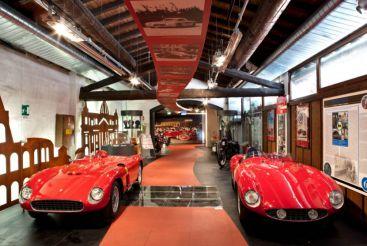 Mille Miglia Museum, Brescia