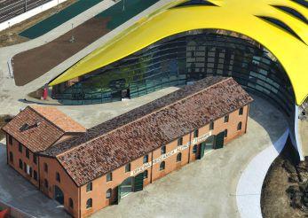 Музей Энцо Феррари, Модена