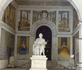 Лапидарный музей, Модена