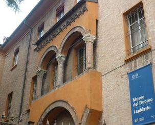 Епархиальный музей, Модена