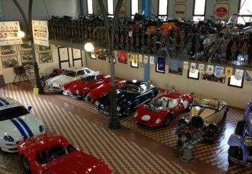 Музей автомобилей Панини, Модена