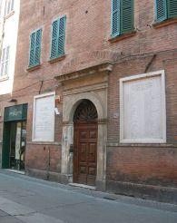 Еврейский музей, Феррара