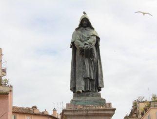 Статуя Джордано Бруно, Рим