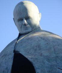 Монумент Иоанну Павлу II, Рим