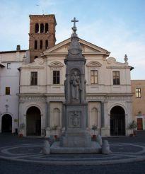 Шпиль Пия IX, Рим