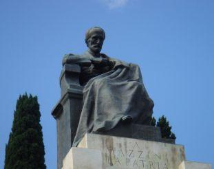 Monument to Giuseppe Mazzini, Rome