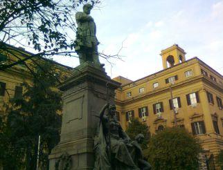 Monument to Quintino Sella, Rome