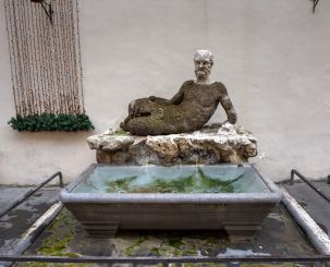 Babuino Fountain, Rome
