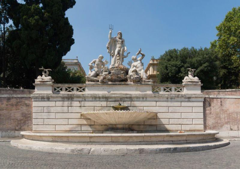 Площадь Навона в Риме — подробная информация с фото