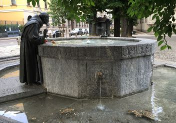 Fountain of San Francesco, Milan