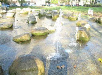 Fountain in the Park Pallavicino, Milan