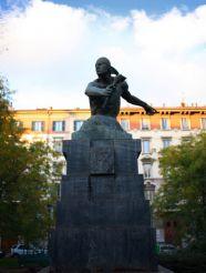 Monument to Francesco Baracca, Milan
