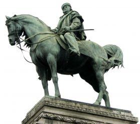 Monument to Giuseppe Garibaldi, Milan