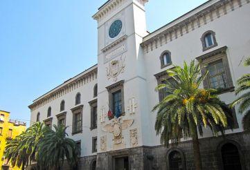 Замок Капуано, Неаполь