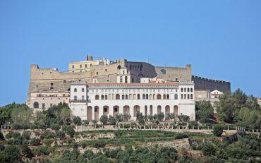 Sant'Elmo Castle, Naples