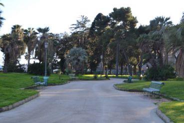 Molosiglio Garden, Naples