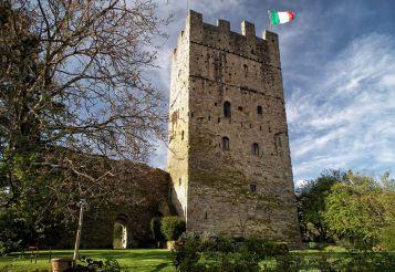 Castle of Porciano, Stia