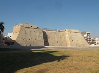 Angioino Castle, Mola di Bari