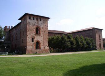 Замок Сфорцеско, Виджевано