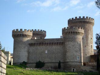Castle of Rocca Pia, Tivoli