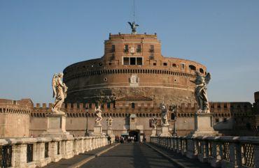 Кастель Сант-Анджело, Рим