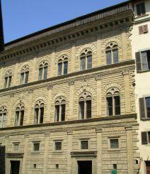 Rucellai Palace, Florence