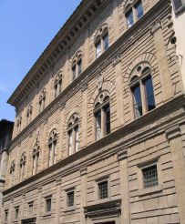 Rucellai Palace, Florence